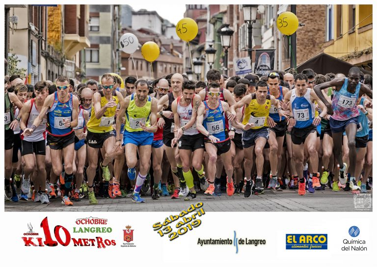 cartelillo 10 k 19 flayers